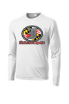 Inferno Sports MD Flag Long Sleeve White