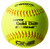 "WORTH ONE NATION SUPER GOLD DOT EXTREME 12"" 44/400 COMPOSITE SLOWPITCH SOFTBALLS: ON12CY"