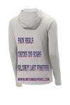 Pain Heals Hooded Long Sleeve