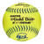 "Worth 12"" Pro Comp GSL Gold Dot Classic M Extreme Softball UC12CYXTG (Dozen)"