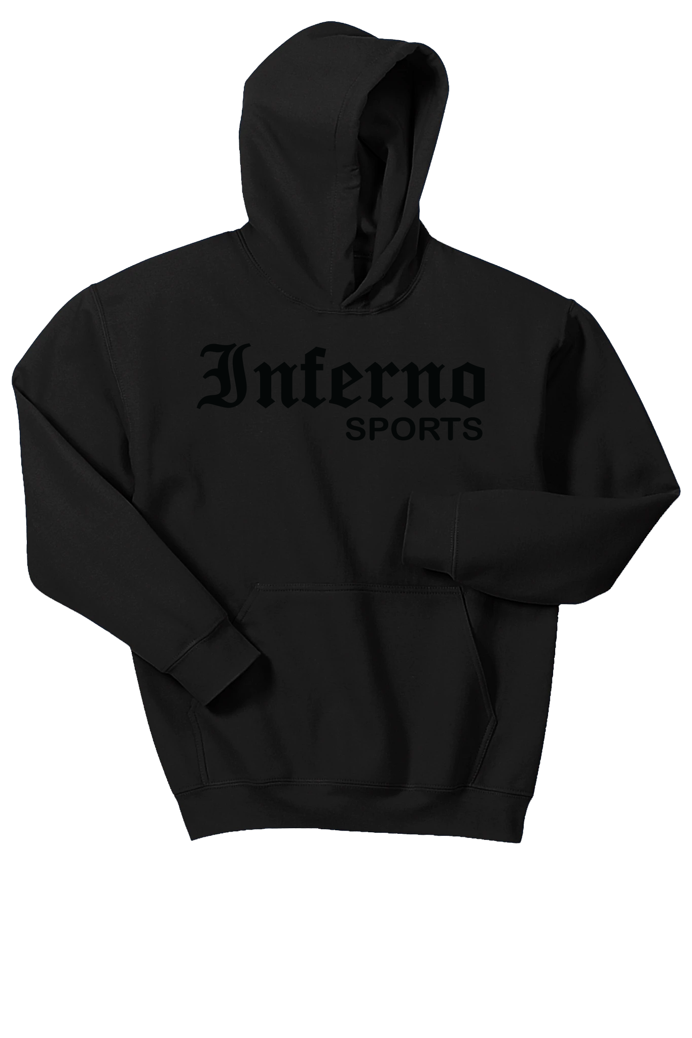 2020 Inferno Sports Embroidered Hoodie