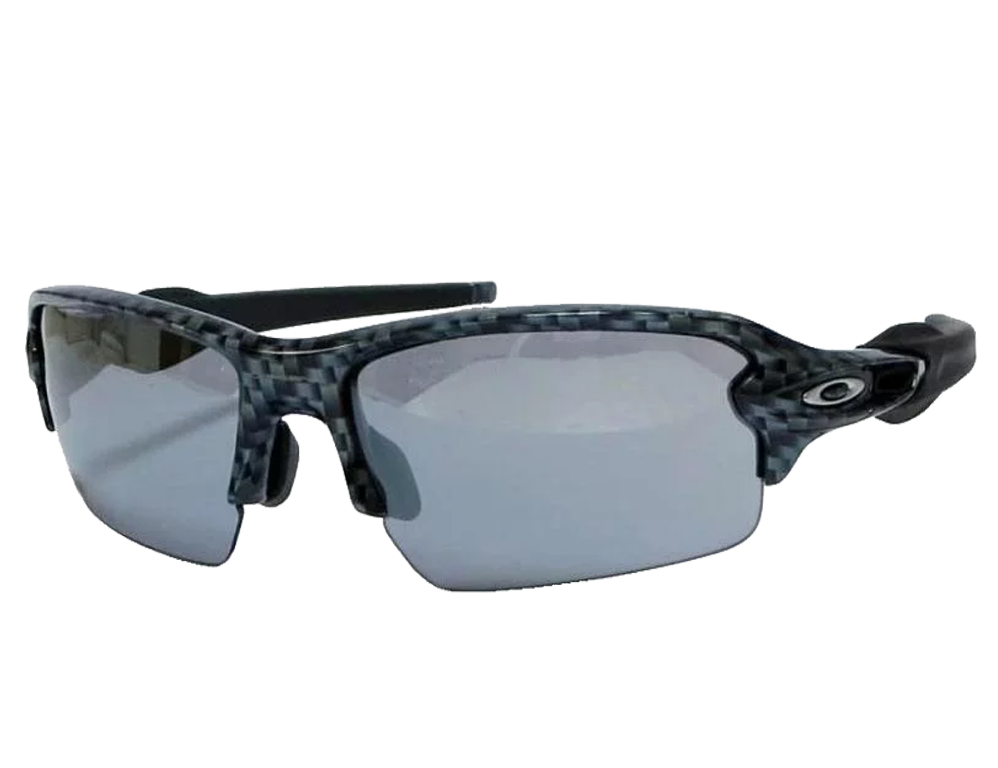 Oakley Flak 2.0 Carbon Fiber - Grey Iridium - 927106