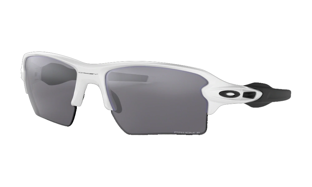 Oakley Flak 2.0 XL Polished White - Prizm Black Polarized - 918881