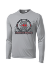 Inferno Sports Thin Red Line Long Sleeve Grey