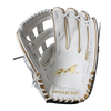 Miken White Gold PRO Series 14″ Slowpitch Fielding Glove – PRO140-WG