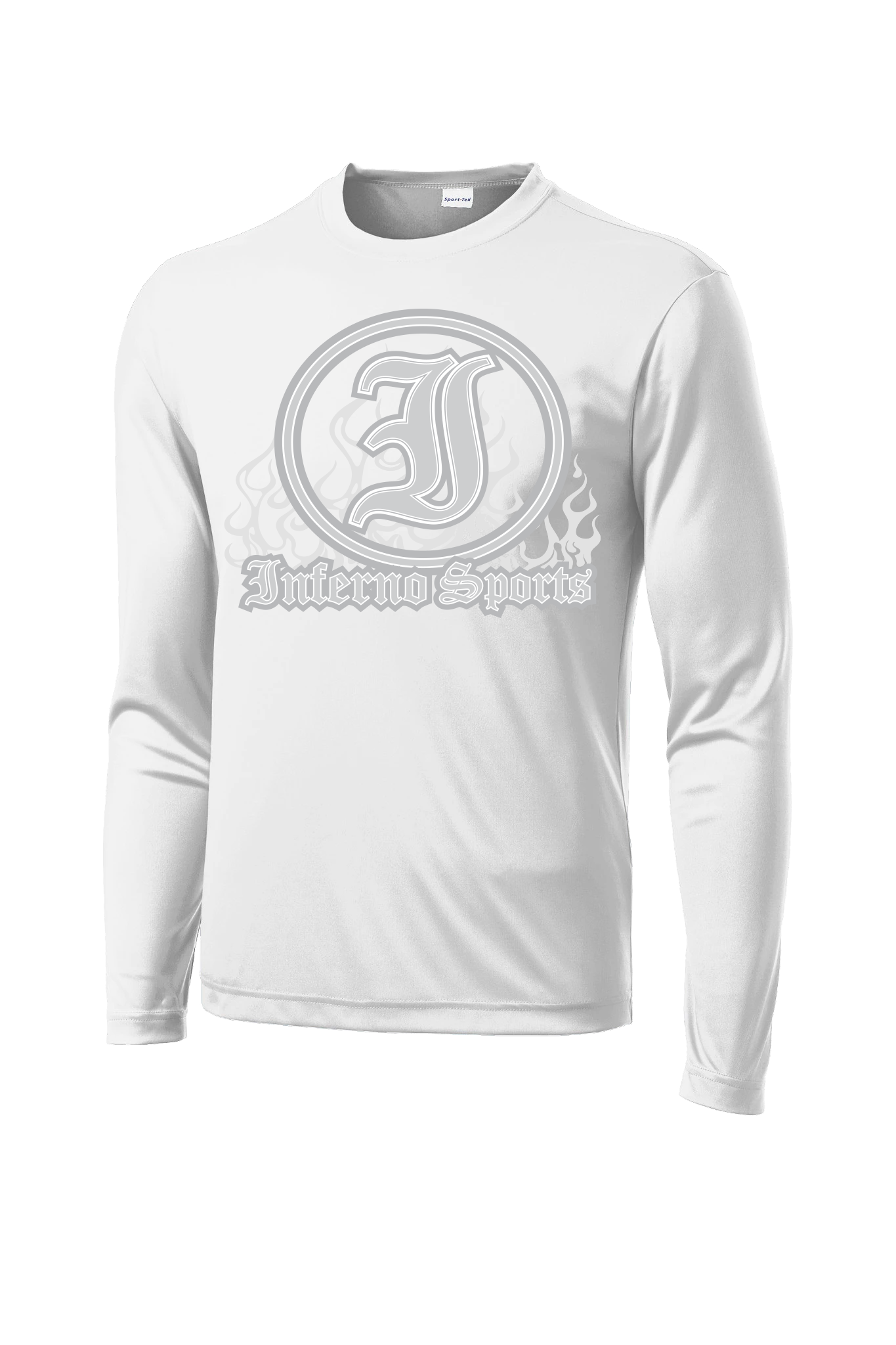Inferno Sports Whiteout Long Sleeve White