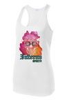 Inferno Sports Watercolor Sugar Skull Tank