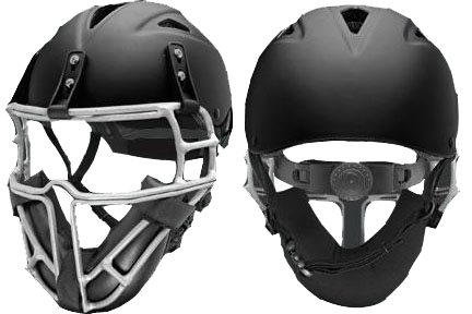 Worth Defense Pitchers Helmet