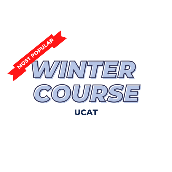 UCAT Winter Course 2021