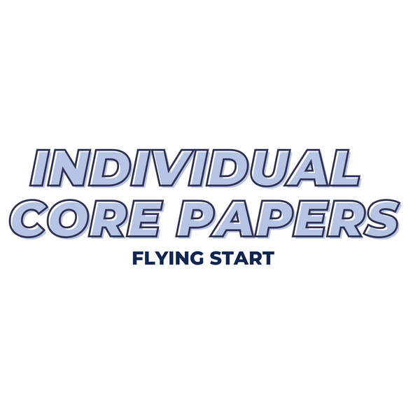 Auckland Flying Start Individual Core Papers