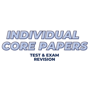 Otago Test & Exam Revision Individual Core Papers