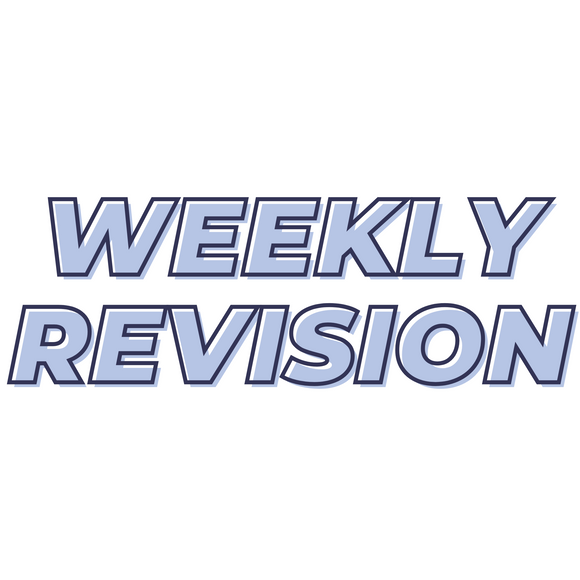 Auckland Weekly Revision Packages