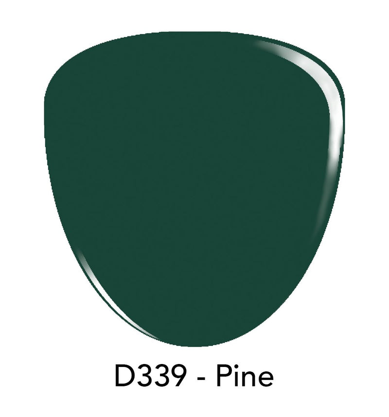 Revel Nail Dip Powder 2oz DP339 Pine -New Colors