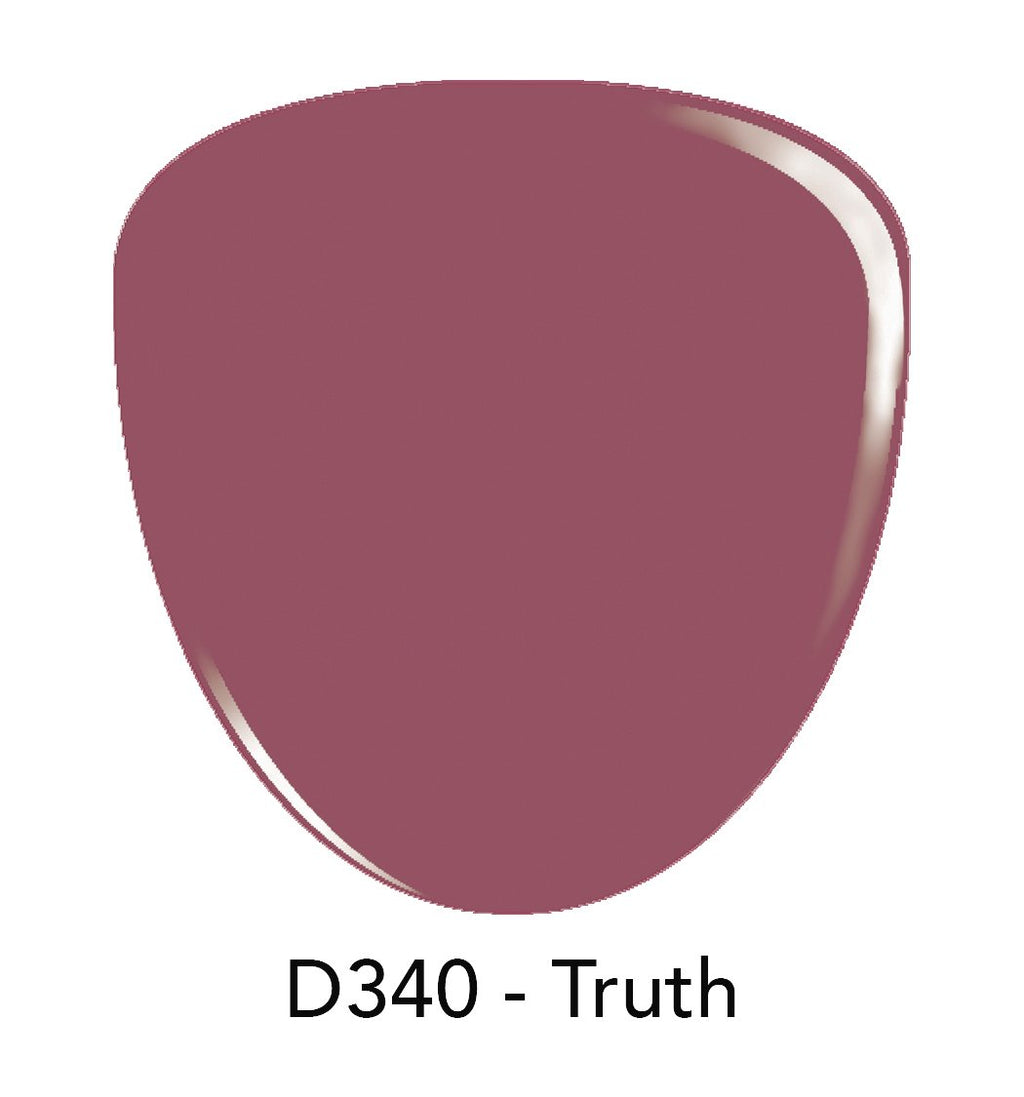 Revel Nail Dip Powder 2oz DP340 Truth -New Colors
