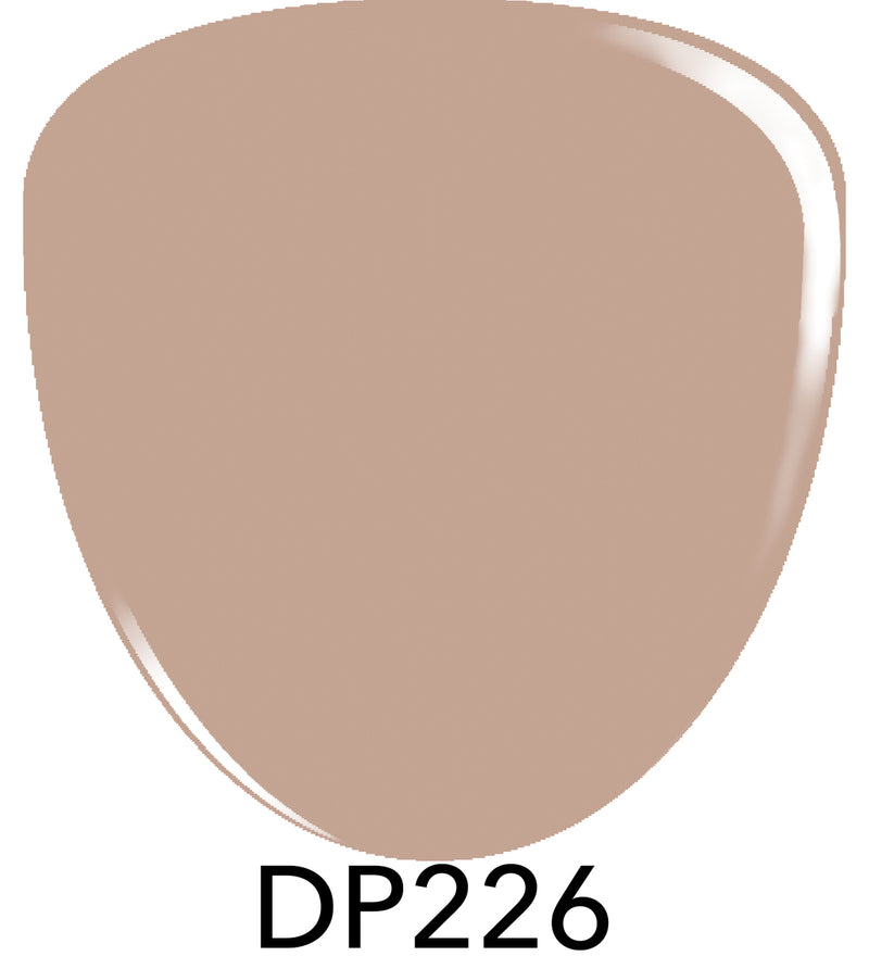Revel Nail Dipping Powder DP226 Low-Key 2oz.