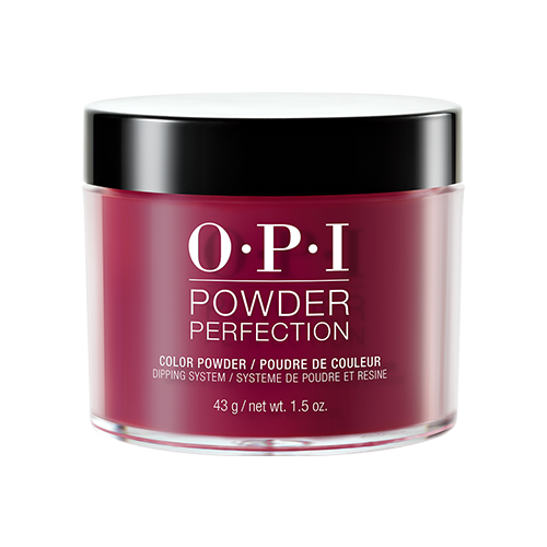 OPI Dip Powder DPB78- Miami Beet 1.5 oz.