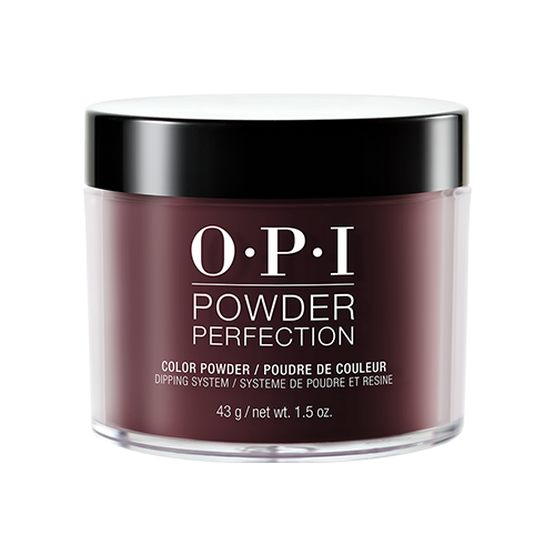OPI Dip Powder DPI43- Black Cherry Chutney 1.5 oz.