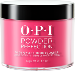 OPI Dip Powder DPM23- Strawberry Margarita 1.5 oz.