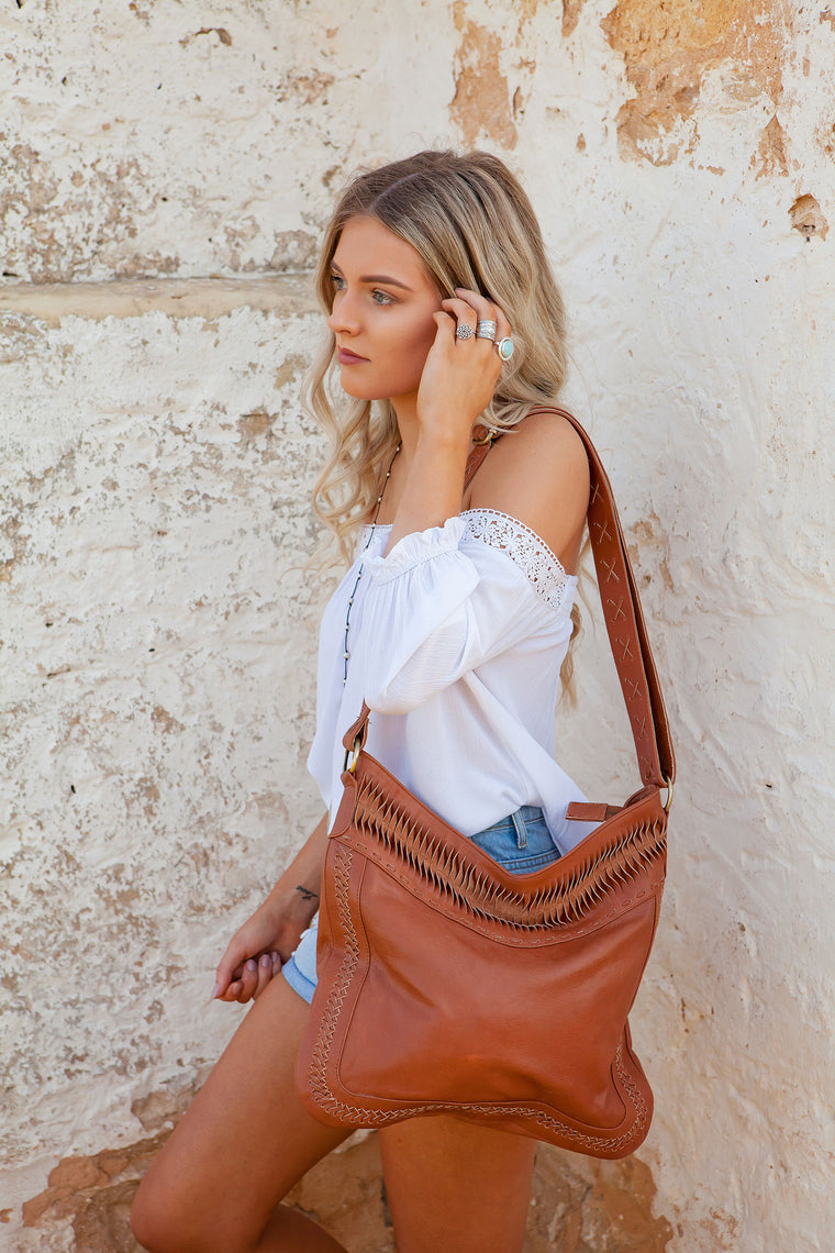 Criss-Cross Bag