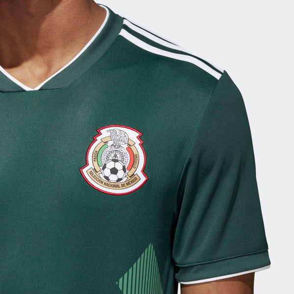 designer fashion 7f1b0 e8669 Mexico Home ~ Jersey 2018 Russia World Cup
