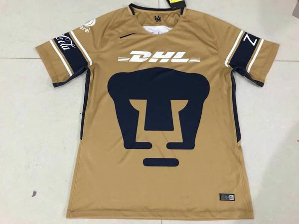 sports shoes 179b2 86a78 PUMAS Home Jersey - 2018 USA Seller UNAM