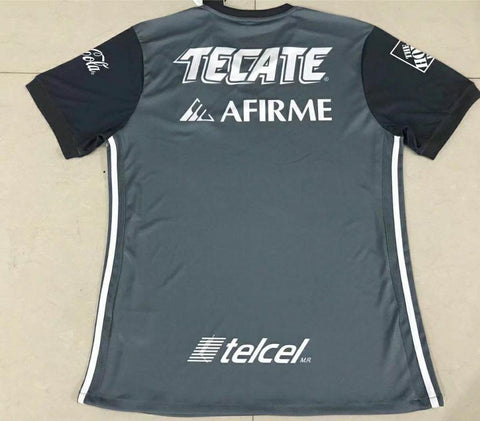 Tigres 2018 NEW Jersey Third 6 Stars on Chest Away Gray - USA Seller ... 387ecccecfdc