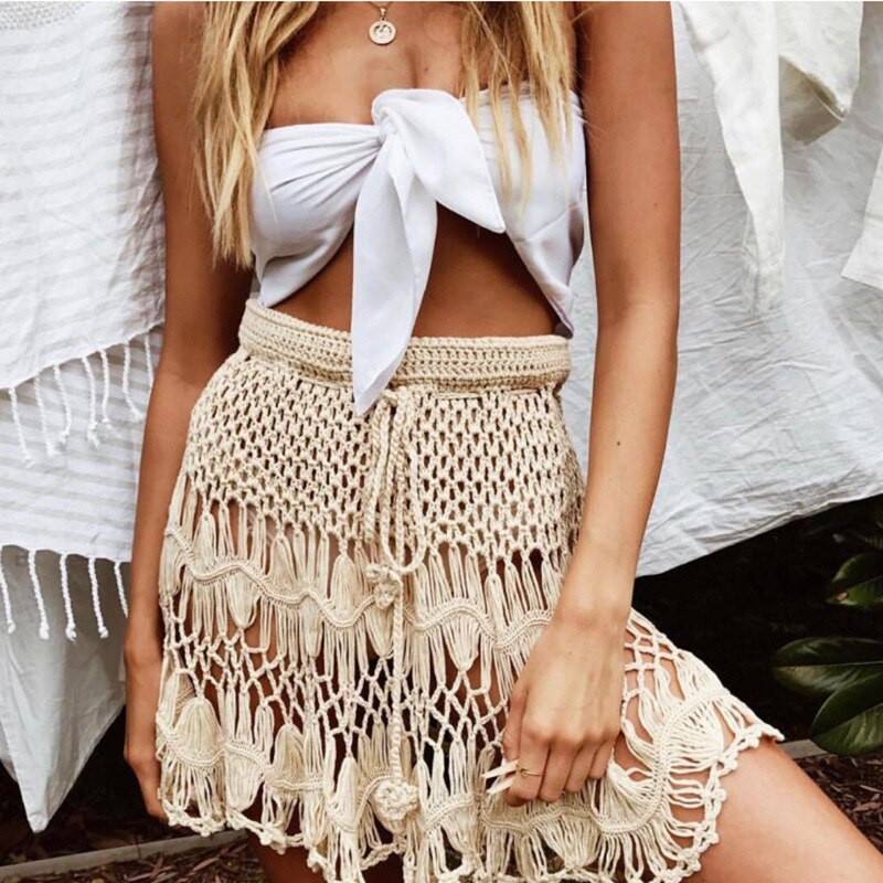 The Crochet Cover up