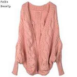 Autumn Winter Knitted Cardigans