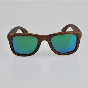 Cool Wooden Sunglasses Fashion Polarized Sunglasses