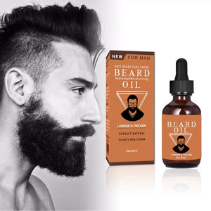 Essential Beard Oil