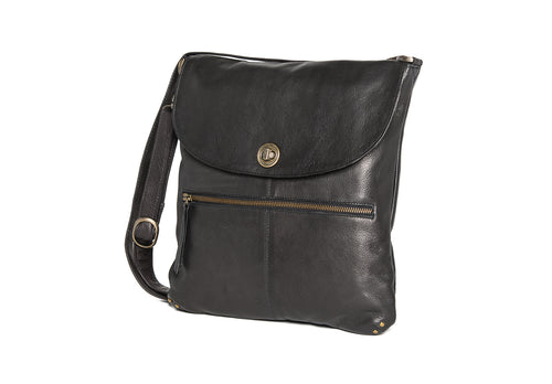 'Bianca' - Soft Leather Sling Bag