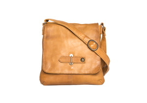 'Montgomery' - Soft Leather Sling Bag