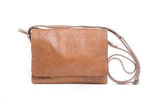 'Gloria' - Small Leather Sling Bag