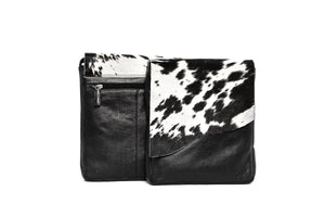 'River' - Super Soft Hide Leather Cross Body Bag
