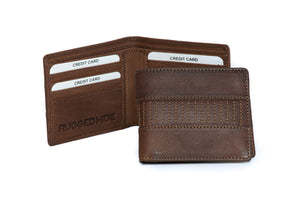 'Nicholas' - Mens Leather Wallet