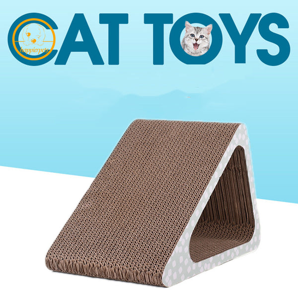 KittyLove Triangle Scratcher