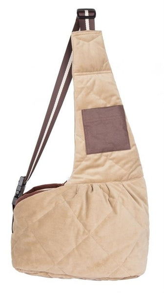 Cotton Blend Carrier