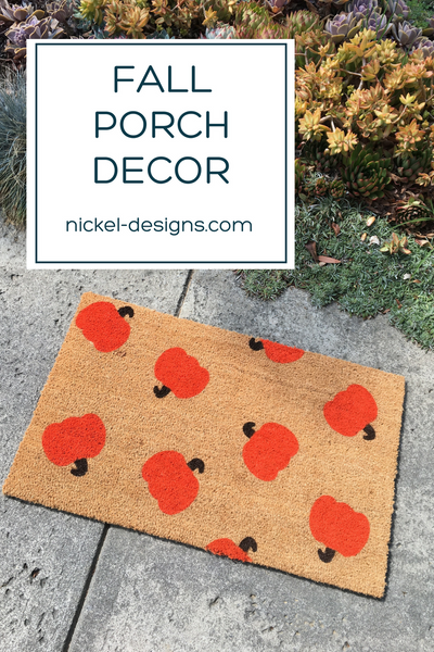 Nickel Designs Doormats BLOG Coming Soon!