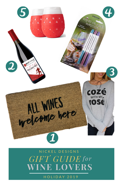 TOP GIFT IDEAS FOR THE WINE LOVER UNDER $50