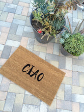 Doormat - CIAO Outdoor Doormat