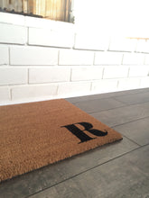 Doormat - Custom Initial Personalized Doormat