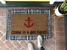 Doormat - Funny Anchor Welcome Mat