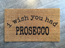 Doormat - Funny Custom Drink Doormat | Choose From Beer, Wine, Champs