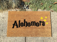 Doormat - Harry Potter Themed Alohomora Doormat