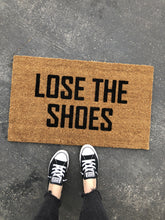 Doormat - Lose The Shoes Doormat / Rude Doormat / Funny Doormat / Front Door Mat