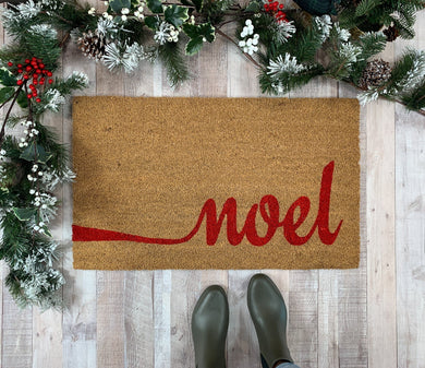Doormat - Noel Holiday Doormat