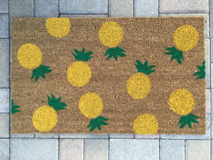 Doormat - Pineapple Pattern Doormat