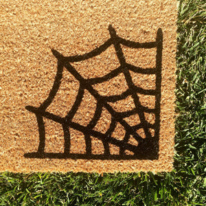 Doormat - Spider Halloween Doormat