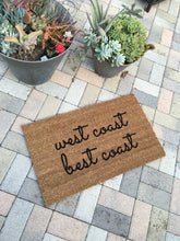 Doormat - West Coast Best Coast Doormat