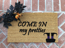 Doormat - Witch Halloween Doormat